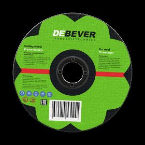 Отрезные диски по металлу d125 Debever
