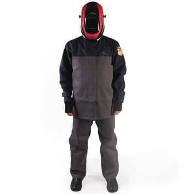 ROSWELD СТ-2 костюм сварщика (куртка + брюки)