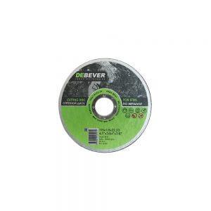 Отрезные диски по металлу Debever 115 мм