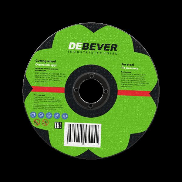 Отрезные диски по металлу d75 Debever