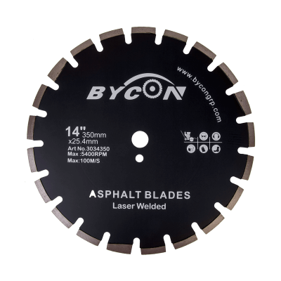 Диски алмазные по асфальту BYCON