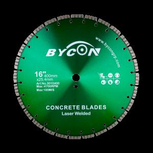 Диски алмазные по бетону BYCON
