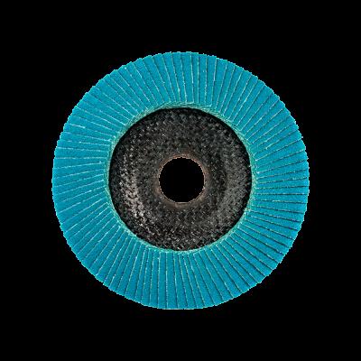 Круг лепестковый торцевой 125 мм (ZA-Conical)