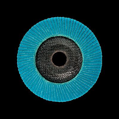 Круг лепестковый торцевой Flat ZA d125