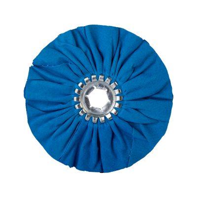 Хлопчатобумажный полировальный круг 150 мм, средней жесткости