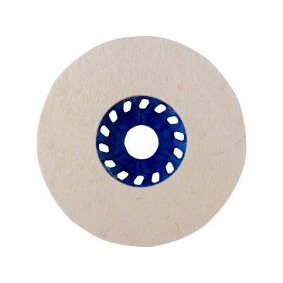 Круг войлочный торцевой d 135x10 мм