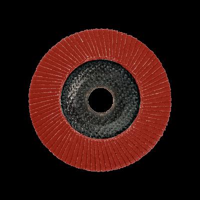 Круг лепестковый торцевой 125 мм (AO-Flat)