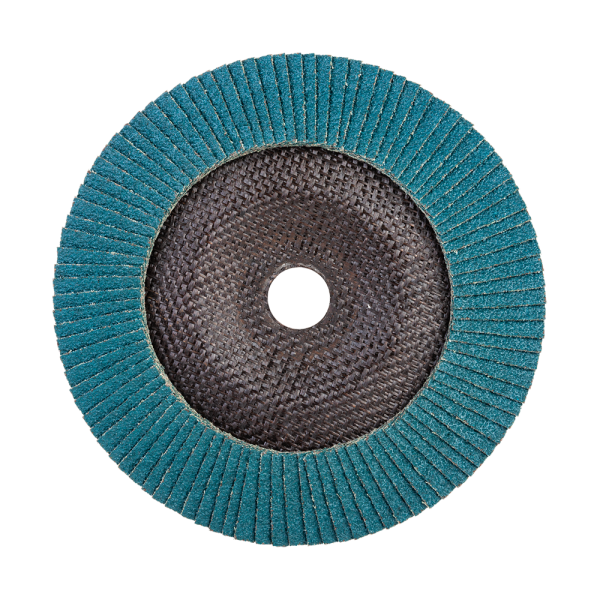 Круг лепестковый торцевой Flat ZA d180 DEBEVER